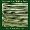Organize Your Writing Papers