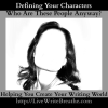 Defining Your Characters (Or Who Are These People, Anyway?)