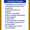 10 Sneaky Strategies to Eliminate Writing Distractions
