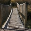 Visual Writing Prompts: Rustic Bridge
