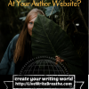 Are You Hiding at Your Author Website?