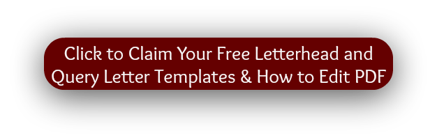 Free Letterhead and Query Letter Templates and How to Edit PDF