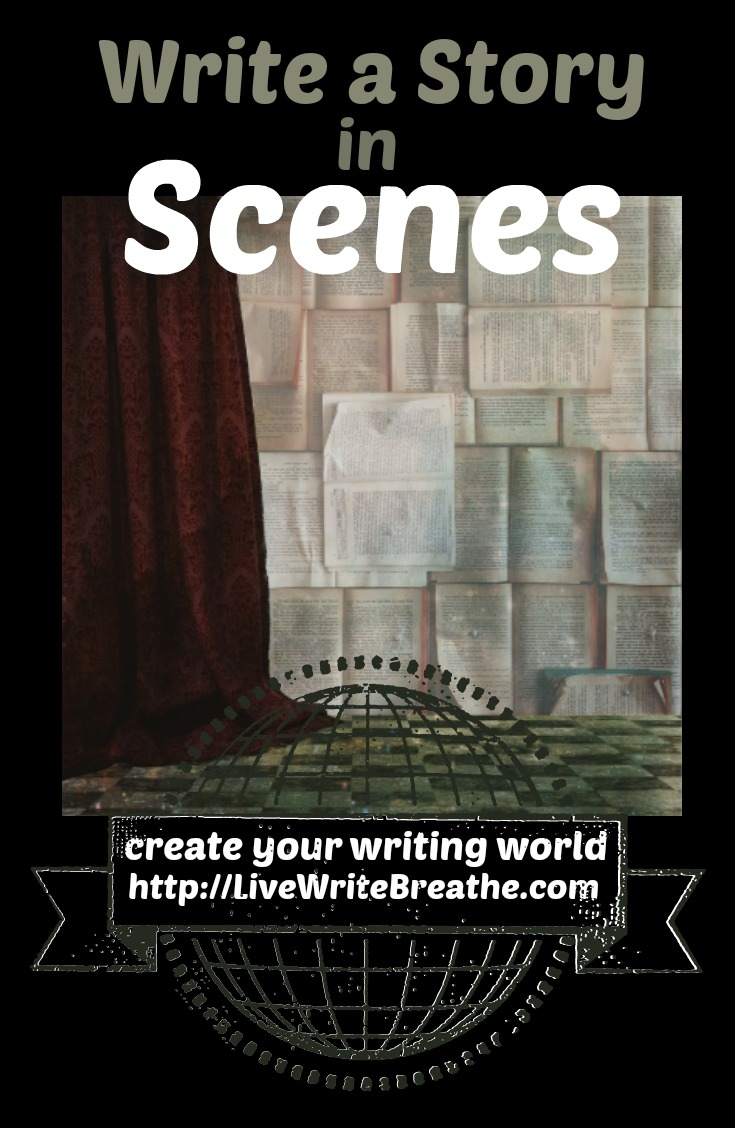 Writing a Novel in Scenes via @JanalynVoigt | Live Write Breathe