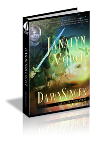 DawnSinger, Tales of Faeraven #1 by Janalyn Voigt