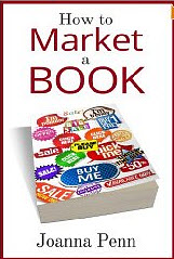 How-To-Market-a-Book-by-Joanna-Penn-@TheCreativePenn