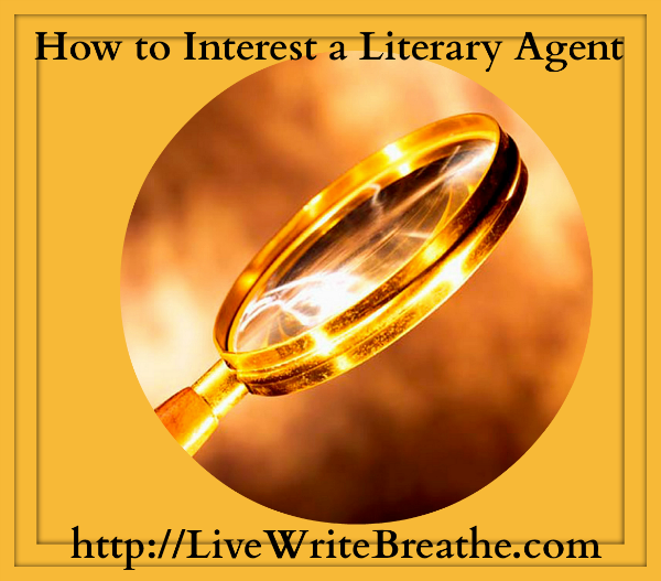 How to Interest a Literary Agent |Live Write Breathe