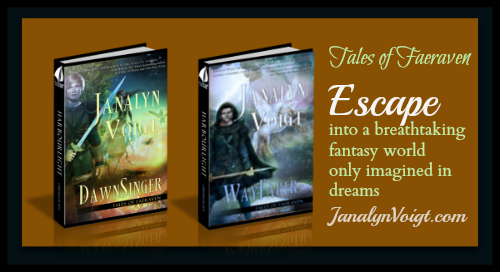 Tales of Faeraven by Janalyn Voigt