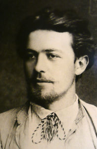 Anton Chekov 1889