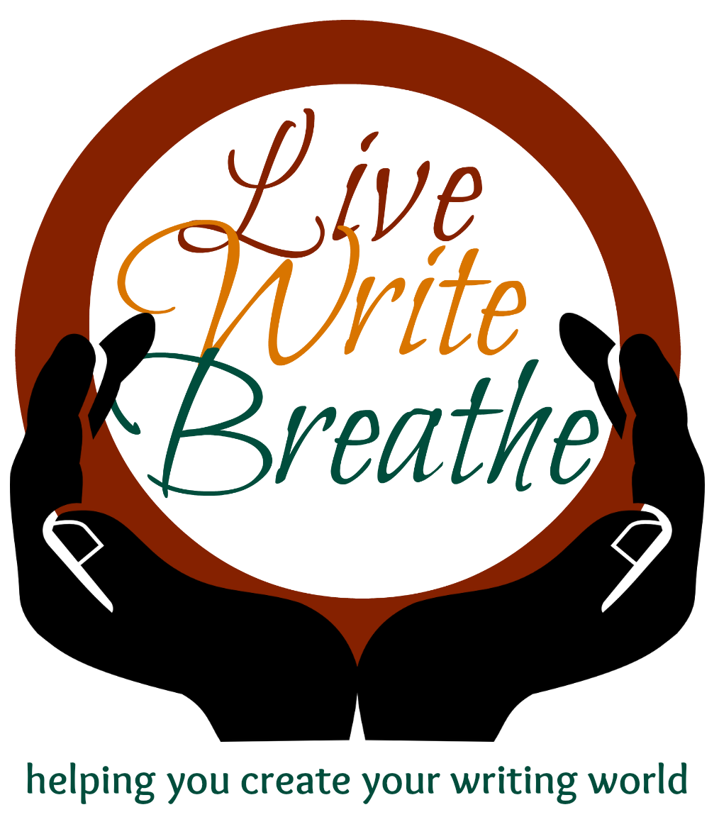 Live Write Breathe Website for Writers