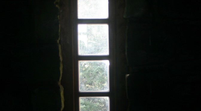 Visual Writing Prompt: Barred Window @JanalynVoigt | Live Write Breathe