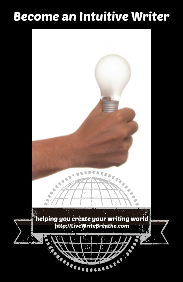 Become an Intuitive Writer via Janalyn Voigt   Live Write Breathe