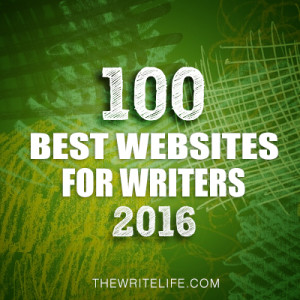100 Best Websites for Writers 2016