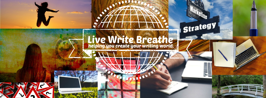 Live Write Breathe Banner