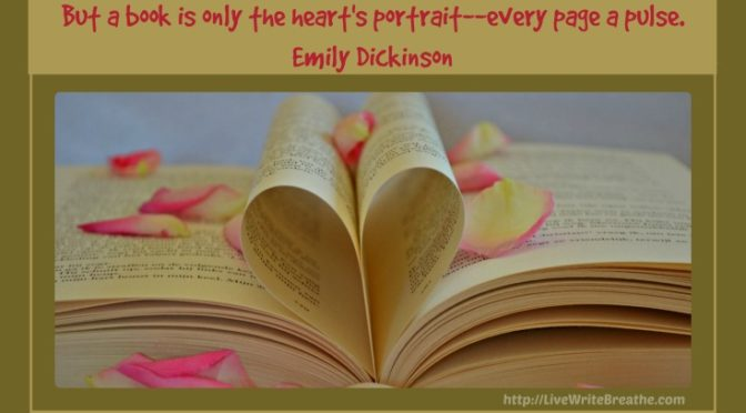 Emily Dickinson — Author Behind the Writing Quote