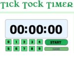 Tick Tock Timer