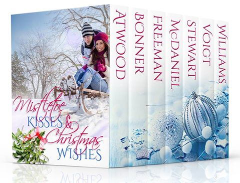 Mistletoe Kisses and Christmas Wishes boxed set