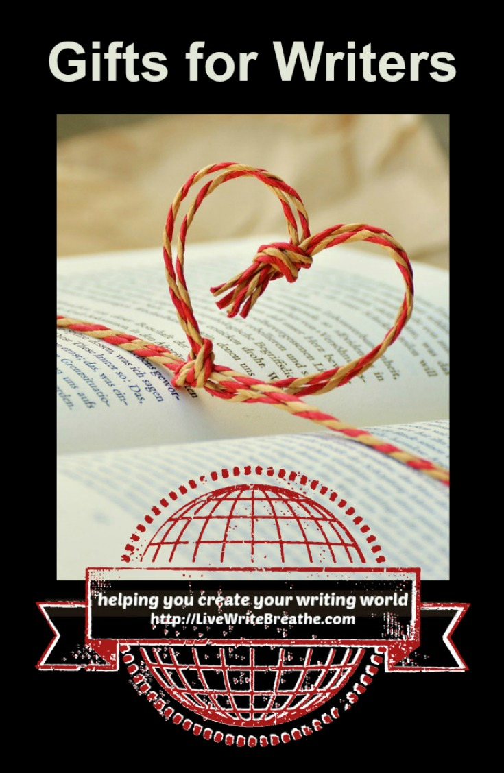 Gifts for Writers via @JanalynVoigt | Live Write Breathe